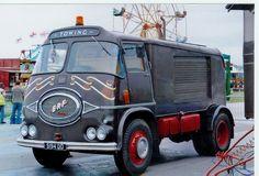 ERF Showmans Ballast Tractor