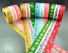 Christmas Cheer Washi Tape