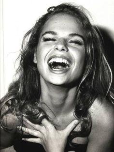 Laughing and laughing and laughing and laughing! ♥