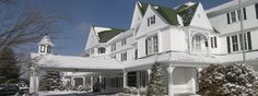 The Green Park Inn ! Blowing rock, NC    The Legendary Grand Dame of the High Country  Welcomes You