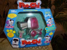 Poo-chi: The Interactive Puppy; I remember getting one of these for Christmas one year.