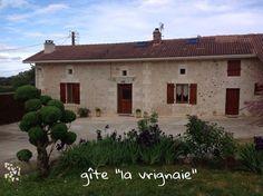 Location de vacances à Yviers - Gîtes de France Charente