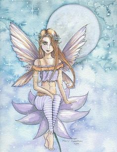 fairy art by molly harrison
