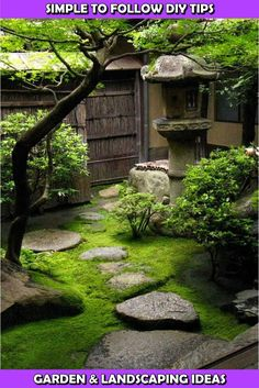 Garden Types Japanese design is all about replicating nature. No straight lines, no perfectly trimmed trees (hmm well cloud pruning is kind of… – Gardening Japanese Garden Backyard, Small Japanese Garden, Japan Garden, Japanese Garden Design, Japanese Gardens, Japanese Garden Landscape, Japanese Nature, Japanese Patio Ideas, Japanese Plants