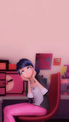 Ladybug E Catnoir, Comics Ladybug, Mlb Wallpaper, Pink Wallpaper, New Foto, Adrien Y Marinette, Miraculous Characters, Miraculous Ladybug Wallpaper, Miraculous Ladybug Fan Art