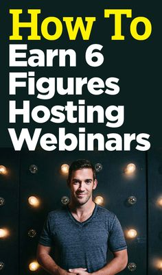 This guy is the real deal. The webinar is FREE! Don't miss it.