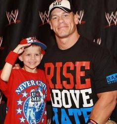 Just read the post in USA Today by WWE wrestling superstar John Cena for Make-A-Wish Foundation's #WorldWishDay ... absolutely epitomizes truly impressive human character. I'd recommend clicking on the picture to read this touching article. Very inspiring!!