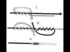 My fishing knots - Bloodknot - (More info on: https://1-W-W.COM/fishing/my-fishing-knots-bloodknot/)