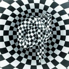 oil on canvas 2010 cm - Martinis Art Cool Illusions, Optical Illusions, Martinis, Life's Been Good, Victor Vasarely, Art Optical, Damier, Lowbrow Art, Science Fiction Art