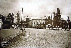Покровськая площадь ( тогда Красная) ,1928 г.