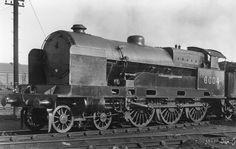 LMS Claughton Class 6004 'Princess Louise' at Crewe South. Princess Louise, Steam Railway, British Rail, Train Car, Steam Engine, Steam Locomotive, Diesel Engine, Transportation, Engineering