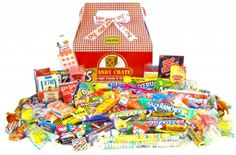 ..candy is one of those triggers that totally brings back cherished memories from childhood. It's like that bota bag of hot spiced... cherish memori, christma gift, bota bag, christmas gifts