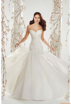 Wedding Dresses Sophia Tolli Y11407 Spring 2014