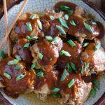 Pressure Cooker Korean Chicken Thighs