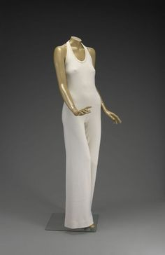 Jumpsuit  Halston, 1970s  The Indianapolis Museum of Art
