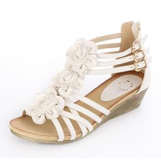 Prime Day Discount Offer - Alexis Leroy Women Fashion T-straps Buckle Sandal