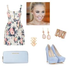 """""""Untitled #123"""" by skirmantesatkute on Polyvore featuring Cameo Rose, Monsoon, M&Co, Carolee and MICHAEL Michael Kors"""
