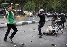 2009 Election violence