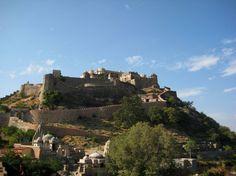 The Great Wall of India - Kumbhalgarh Fort - HitFull.com