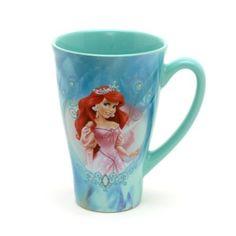 Taza con Ariel