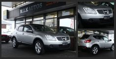 2008 Nissan Dualis 20G Panoramic Roof $9,850