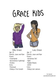 Next generation- Grace kids (part 3)
