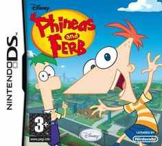 Disney Phineas and Ferb (Nintendo DS) PHINEAS AND FERB (Barcode EAN = 8717418223465). http://www.comparestoreprices.co.uk/december-2016-4/disney-phineas-and-ferb-nintendo-ds-.asp