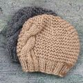 Fiche tricot, modèle Turban, Crochet, Knitted Hats, Winter Hats, Couture, Knitting, Point Mousse, Ideas, Long Scarf