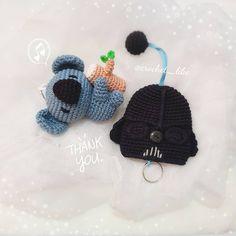 Thanks for order☺ --ส่งงานวันนี้-- #crochet #crocheting#crocheter#amigurumi#doll#madetoorder