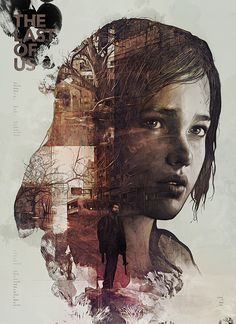Excellent The Last of Us artwork from StudioKxx.com