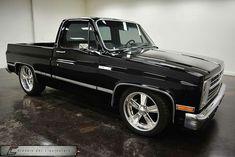 1987 Chevy Silverado, 1985 Chevy Truck, Lifted Chevy, Classic Chevy Trucks, Chevy Pickups, Chevrolet Trucks, Chevrolet Silverado, Vintage Pickup Trucks, C10 Trucks