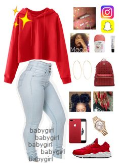 """""""✨(No title) ✨"""" by divacute522 ❤ liked on Polyvore featuring NIKE, Vacheron Constantin, Miya, MCM, Bobbi Brown Cosmetics, Magda Butrym, like and set"""