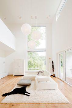 Modern Wohnbereich by Ferreira | Verfürth Architekten