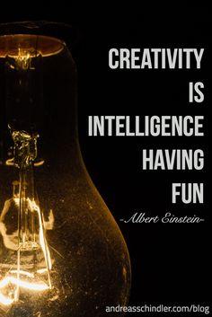 Take creativity as a source of ideas | Decoye Gheist Photography