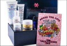 La beauty box di San Valentino. Coccole per il corpo Kiehl's e charity per SOS Villaggi dei Bambini