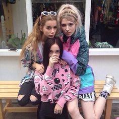 #friendship #goals elizabeth charlie and joannaJoanna, Elizabeth, Charlie