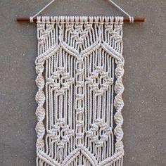 Resultado de imagen de macrame wall hanging