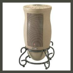Lasko Ceramic Tower Electric Space Heater at Lowe's. Lasko's 6435 Designer Series Oscillating Ceramic Heater with Remote Control provides warmth and charm to most rooms. Displaying a beautiful crackle