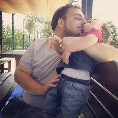 Li amo...#truelove. #sondaddy #sondaddytime #zoodellemaitine #papà #renzo