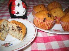 Gerdi süti: Banános muffin