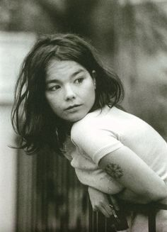 """It's incredible how nature sets females up to take care of people, and yet it is tricky for them to take care of themselves."" Bjork"