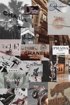 Designer Brands Aesthetic