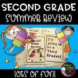 Grade 2 Summer Math