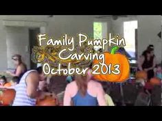 Nocatee hosted a Family Pumpkin Carving Event in October! #Nocatee #Pumpkins
