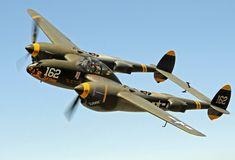 Surviving P-38 Lightnings