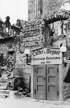 Lutter u.Wegner Kriegsschaeden 1945