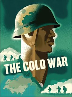 Ok, maybe not an ad for the Cold War? Paul Rogers