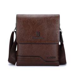 Handbags Men Bag New 2016 Vintage Fashion Genuine leather bag men messenger  shoulder travel bags Zipper Male Bag AliExpress Affiliate s Pin. cab8811c78