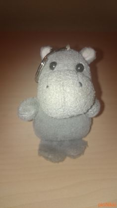 No. 380   víziló   hippo   plüss   plush