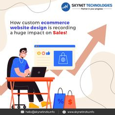 How custom ecommerce website design is recording a huge impact on Sales! #Ecommerce #EcommerceSolution #EcommerceWebDesign #EcommerceWebsiteDesign #EcommerceDesign #EcommerceWebDesignCompany #WebsiteDesign #WebDesign #WebsiteDesignCompany #WebsiteDesignTips #WebDesignService #EcommerceWebsiteDesignCompany #EcommerceStoreDesign #CustomEcommerceWebsite #CustomEcommerceDesign #CustomEcommerceDevelopment #EcommerceWebsiteDesignServices #Nevada #Florida #Gainesville #Ohio #USA #Australia